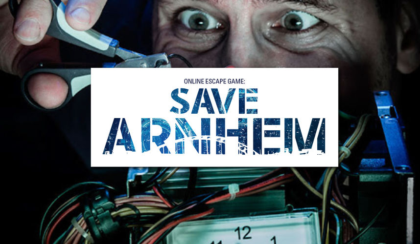 Online Escape games Save Arnhem